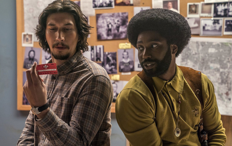 'BlacKkKlansman:' Dramady with a twist