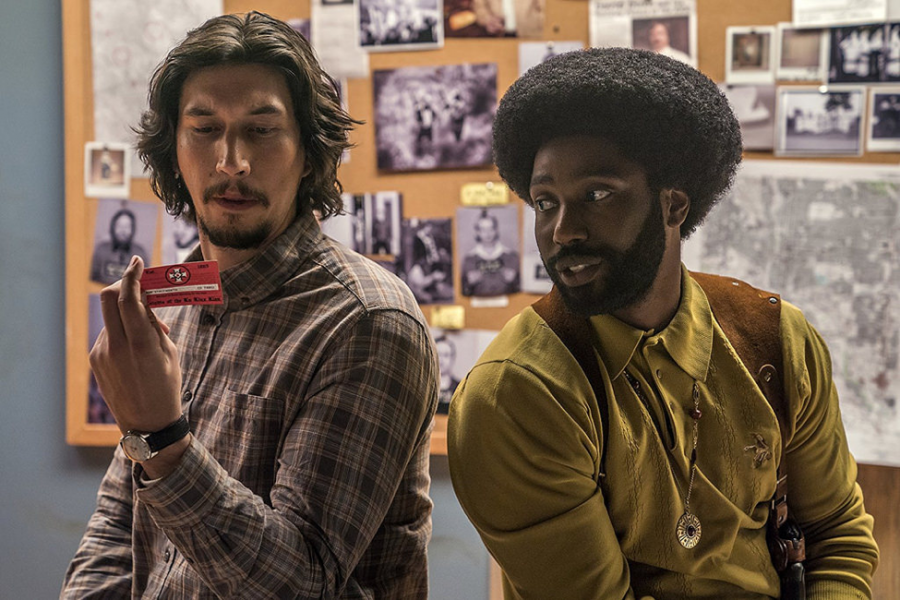 BlacKkKlansman+Official+Facebook+Page