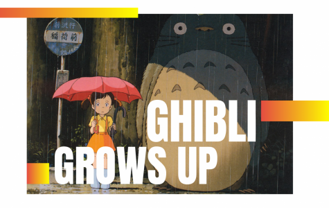 Studio Ghibli makes magical movies for real people