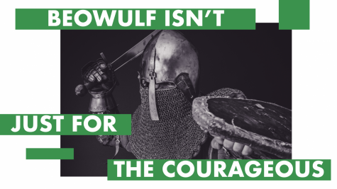 "The thrill of reading ""Beowulf"""