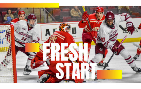 With season-opener approaching, UMass hockey looking for a hot start