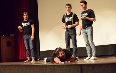 Mission: IMPROVable brings improv theater to the UMass campus