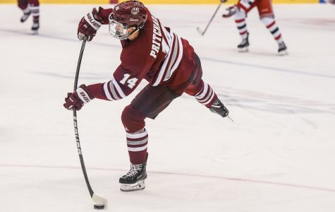 Fast start fuels UMass hockey to third straight win