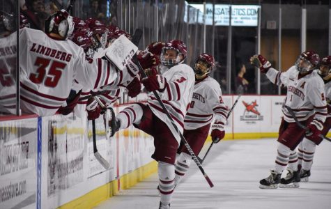 First period success powering UMass hockey