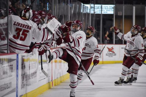 Student Athlete Spotlight: Austin Plevy and how he got to UMass