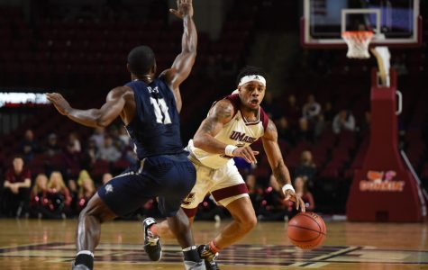 UMass dominant in blowout win over New Hampshire
