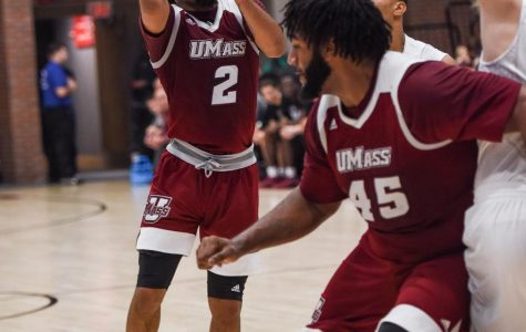 Pipkins-Holloway connection the key to UMass' meeting with Harvard