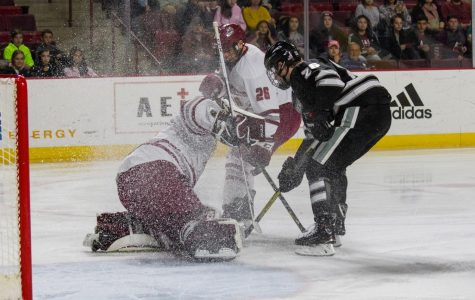 UMass hockey set to take on Providence in first top-10 showdown at Mullins since 2008