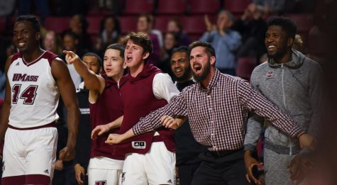 Column: Minutemen somehow find a way to beat Boston College at Coaches vs. Cancer Classic