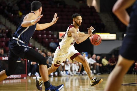 UMass men's basketball looks to get back on track against struggling Saint Louis Wednesday