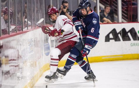 UMass hockey makes program history with victory over UConn
