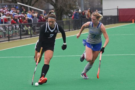 UMass field hockey benefitting from tough non-conference schedule