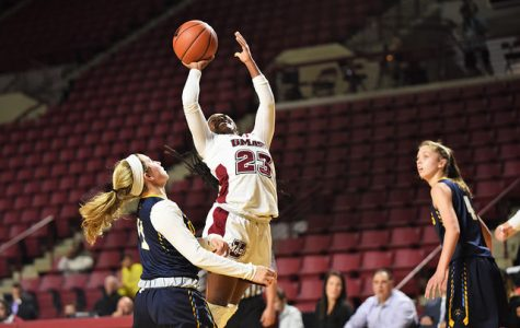 UMass women's basketball looks to build off strong holiday tournament