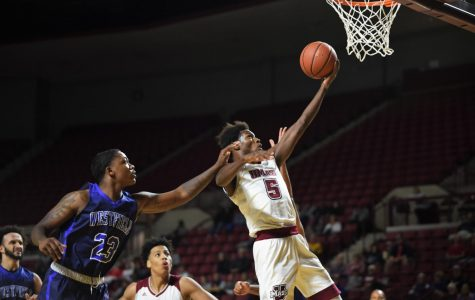 From Senegal to New Jersey, Samba Diallo's journey to UMass is a long one