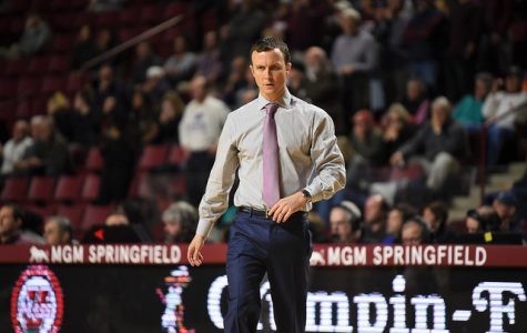 UMass men's basketball looking to get back on track