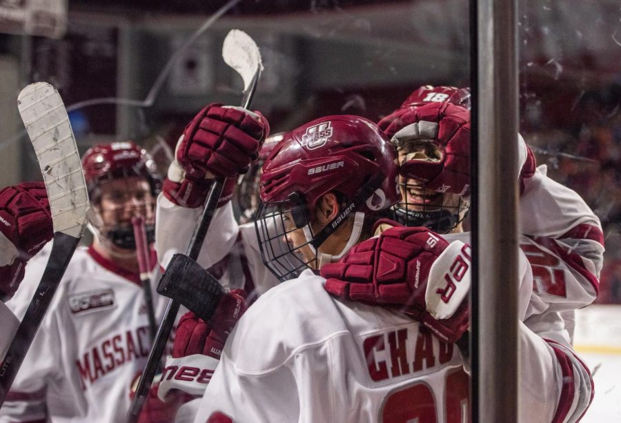 (UMass Athletics / Caroline O'Connor)