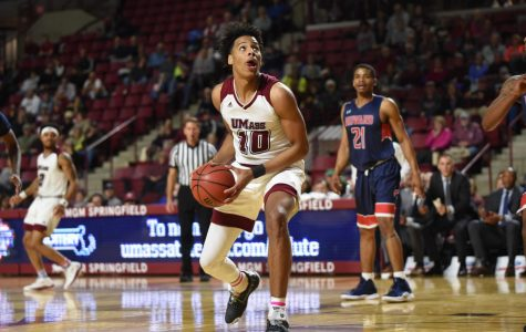 Touri: Taking stock of UMass' situation at center