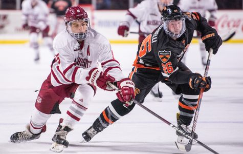 Walker: UMass hockey collecting wins despite doing it the hard way