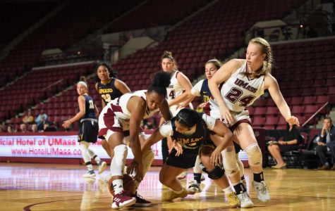UMass women's basketball looking to make some serious noise