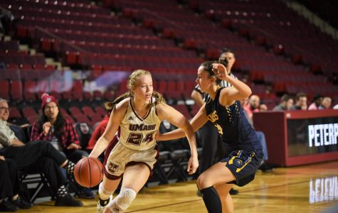 UMass offense looks to find its stride against Central Connecticut