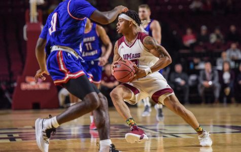 Mixed bag for UMass men's basketball in opening night win