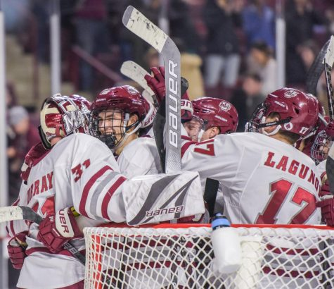 UMass hockey drubbed by No. 5 Quinnipiac, 6-1