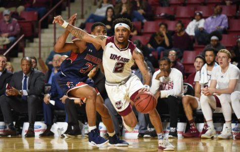 UMass falls to No. 6 Nevada in Las Vegas Holiday Invitational Championship