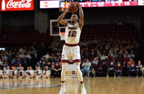UMass men's hoops travels south for Puerto Rico Tip-Off