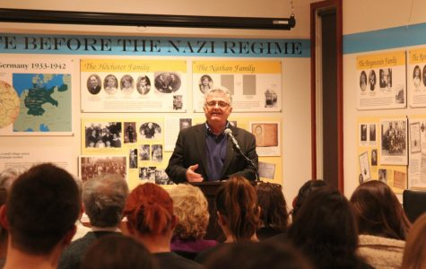 Panel held at IHGMS to discuss genocide and the Holocaust