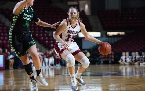 UMass women's basketball prepares defensively for Wednesday matchup versus Boston University