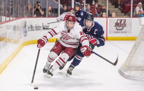 No. 1 UMass hockey set out for series with No. 8 Quinnipiac