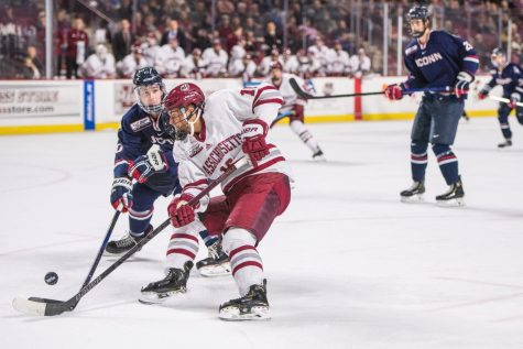 Carzo captains success on and off the ice