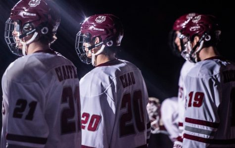 Walker: Sizing up the second half of UMass hockey's 2018-19 season