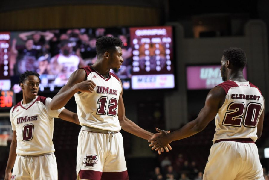 UMass men's basketball looking to bounce back in tough road test