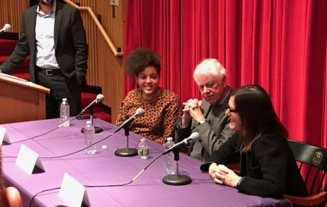 Amherst College hosts panel on the changing news and media