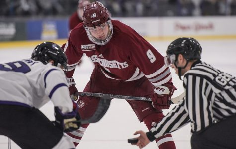 UMass gets blanked by No. 8 Quinnipiac