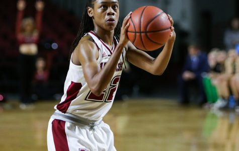 UMass women's basketball handles in-state Boston University 66-55