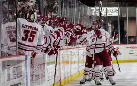 Chukarov breaks scoring drought, energizes No. 1 UMass to 3-1 victory