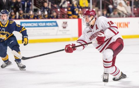 No. 2 UMass faces another big test against No. 18 Yale on Tuesday