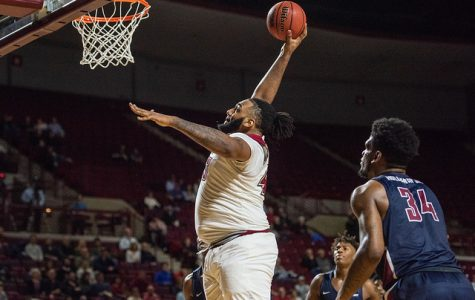 Holloway's 16-point second half sparks UMass comeback against Fairleigh Dickinson
