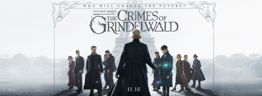 Official Fantastic Beasts Facebook Page
