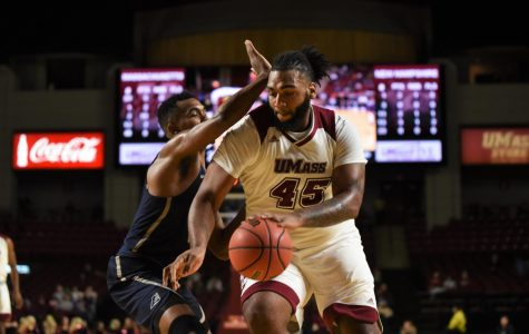 UMass looks to take care of business against Fairleigh Dickinson