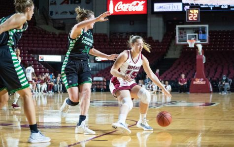 Paige McCormick shines in her first start of the season