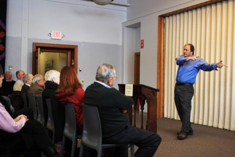 Amherst Town Council discusses education and town infrastructure