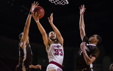 UMass men's basketball crumbles against St. Bonaventure for seventh straight loss