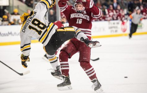 Minutemen bounce back, defeat AIC 6-1 on Saturday
