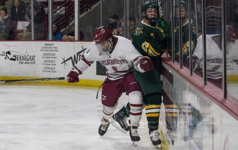 No. 2 UMass kicks off Hockey East campaign against Vermont