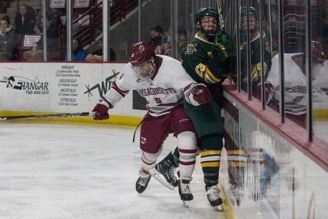 UMass' scoring struggles key to losing streak