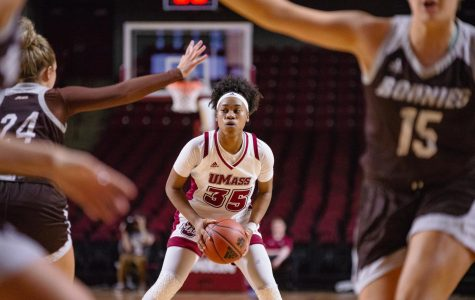 Turnovers plague UMass women's basketball in 52-48 loss to VCU