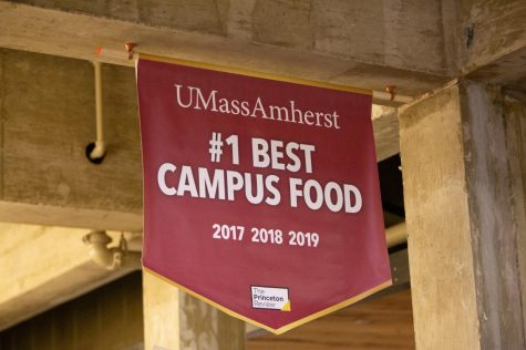 UMass challenges UCLA Dining to a Super Bowl wager